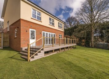 Thumbnail 4 bed detached house for sale in Hitherwood Close, Reigate, Surrey