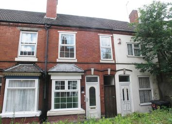 Thumbnail 2 bedroom terraced house for sale in Dudley, Netherton, Park Road