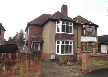 Thumbnail 3 bed semi-detached house to rent in Hatton Street, Wellingborough, Northamptonshire