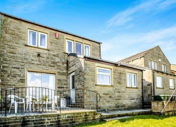 Thumbnail 4 bedroom detached house for sale in Top Road, Lower Cumberworth, Huddersfield