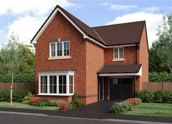 "Thumbnail 3 bed detached house for sale in ""Malory"" at Blackburn"