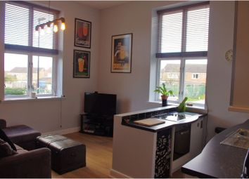 Thumbnail 1 bed flat for sale in Devonshire Mews, Harrogate