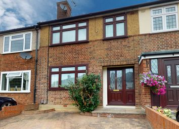 Thumbnail 3 bed terraced house for sale in Glenton Way, Rise Park, Romford