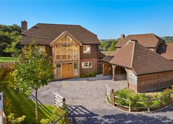 Thumbnail 5 bed detached house for sale in Forge Road, Kingsley, Hampshire