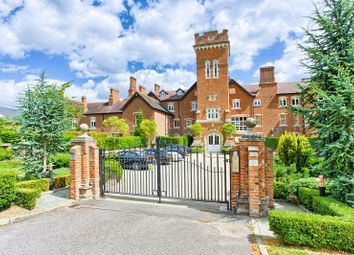 Thumbnail 2 bedroom flat for sale in Bedwell Park, Cucumber Lane, Essendon, Hatfield