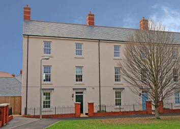 Thumbnail 4 bed town house to rent in Mansell Copse Walk, Exeter