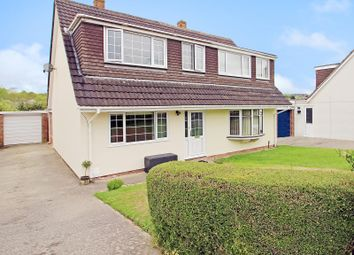 Thumbnail 3 bed semi-detached house for sale in Masefield Road, Warminster