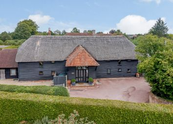 4 bed barn conversion for sale in Tunnel Lane, North Warnborough, Hook, Hampshire RG29