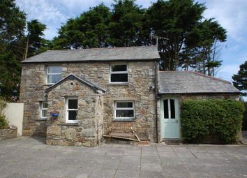 Thumbnail 2 bed barn conversion for sale in Kenneggy, Germoe, Penzance