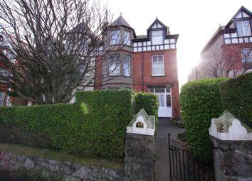 Thumbnail 2 bed flat for sale in Garth Court, Abbey Road, Llandudno