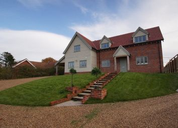 Thumbnail 4 bedroom detached house for sale in Mill Street, Middleton, Saxmundham