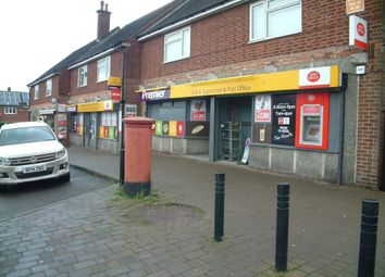 Thumbnail Retail premises for sale in Windsor Road, Uttoxeter