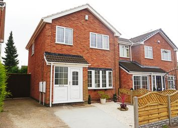 Thumbnail 3 bed detached house to rent in Hereford Road, Gedling, Nottingham