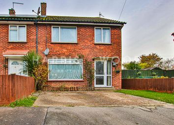 3 bed end terrace house for sale in Porters Close, Fordham Heath, Colchester CO3