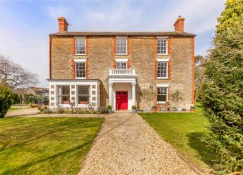 Thumbnail 5 bed detached house for sale in Faringdon Road, Southmoor, Abingdon, Oxfordshire