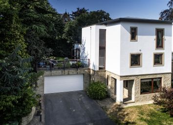 Thumbnail 5 bed detached house for sale in Heaton Park Villas, Huddersfield