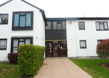 Thumbnail 1 bed flat to rent in St. Boniface Close, Plymouth