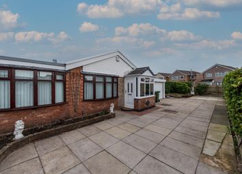 Clarendon Grove, Lydiate, Liverpool L31. 3 bed detached bungalow for sale