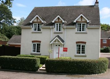Thumbnail 4 bed detached house for sale in The Eaves, Old Road, Wrinehill