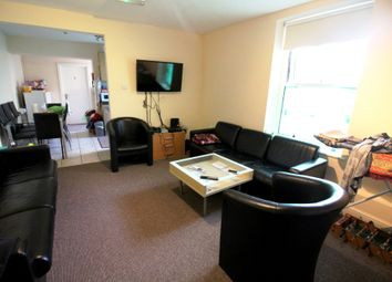 Thumbnail 5 bed flat to rent in Richmond Road, Roath, Cardiff
