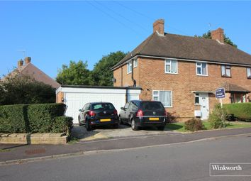 Oddesey Road, Borehamwood, Hertfordshire WD6. 3 bed semi-detached house