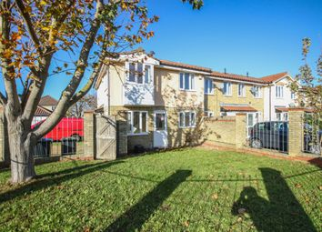 Thumbnail 2 bed end terrace house for sale in Bayfield Drive, Burwell, Cambridge