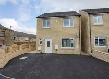 Thumbnail 4 bed detached house for sale in Belgrave Avenue, Halifax