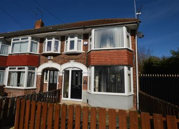 Thumbnail 3 bed property for sale in Barrington Avenue, Hull