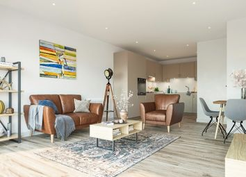 Thumbnail 1 bed flat for sale in Banning Street, London