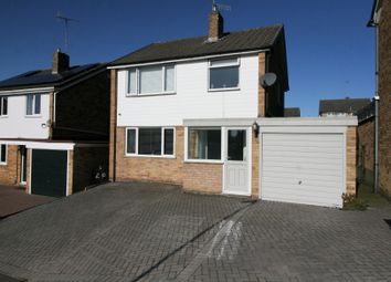 Thumbnail 3 bed detached house for sale in Bursden Close, Old Whittington, Chesterfield