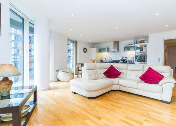Thumbnail 2 bed flat to rent in Abililty Place, Millharbour, Canary Wharf