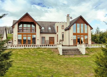 Thumbnail 6 bed detached house for sale in Daviot, Inverness