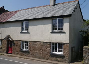 Thumbnail 3 bed semi-detached house for sale in West Buckland, Barnstaple