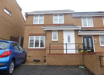 Thumbnail 2 bed end terrace house to rent in Grasmere, Stevenage
