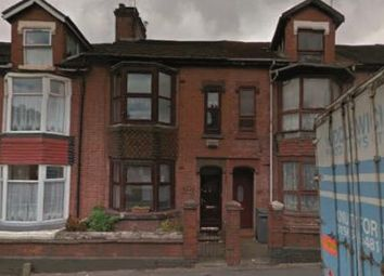Thumbnail 3 bedroom terraced house for sale in Waterloo Road, Hanley, Stoke-On-Trent