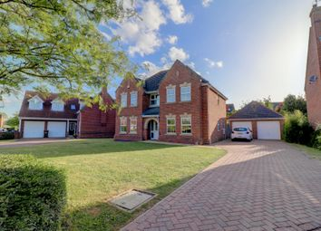 Thumbnail 4 bed detached house for sale in Fern Drive, Spalding