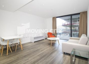 Thumbnail 1 bed flat to rent in Catalina House, Aldgate