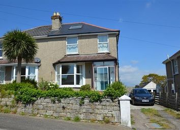 Thumbnail 3 bed semi-detached house for sale in Highfield Road, Falmouth
