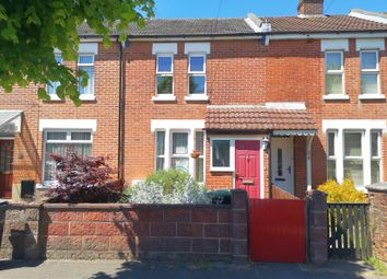 Thumbnail 2 bed terraced house for sale in Gordon Road, Gosport