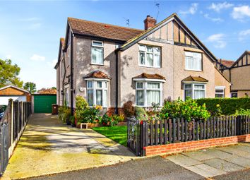 Thumbnail 4 bed semi-detached house for sale in Nursery Avenue, Bexleyheath, Kent