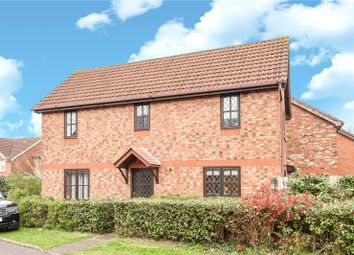 Thumbnail 3 bedroom link-detached house for sale in Hemmyng Corner, Warfield, Bracknell, Berkshire