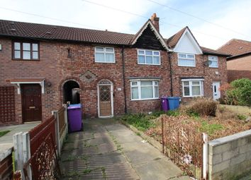 Thumbnail 3 bedroom terraced house for sale in Stanley Park Avenue North, Walton, Liverpool