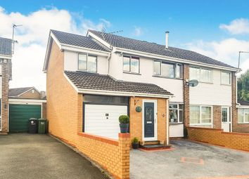 Thumbnail 5 bedroom semi-detached house for sale in Abberley Avenue, Stourport-On-Severn