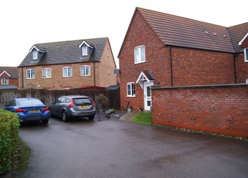 Thumbnail 3 bed semi-detached house for sale in Clover Way, Spalding
