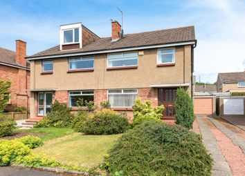 Thumbnail 3 bedroom property for sale in 11 Clerwood View, Edinburgh
