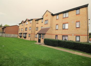 Thumbnail 2 bed flat for sale in Barbot Close, Edmonton