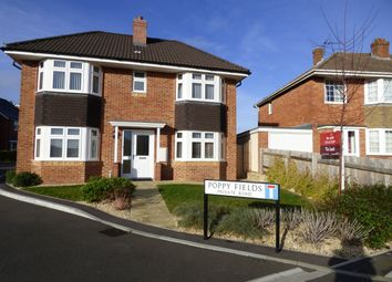 Thumbnail 3 bedroom detached house to rent in Poppy Fields, Swindon