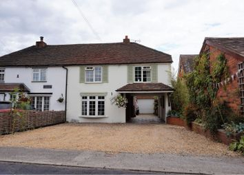 Thumbnail 4 bed cottage for sale in Forest Road, Wokingham