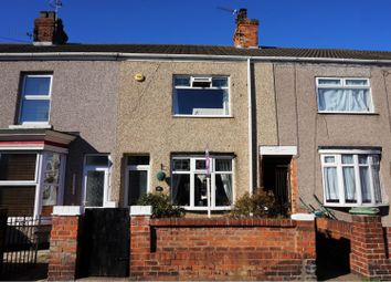Thumbnail 2 bed terraced house for sale in Lovett Street, Cleethorpes