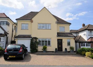 Thumbnail 5 bed detached house for sale in Forest Glade, North Weald, Essex